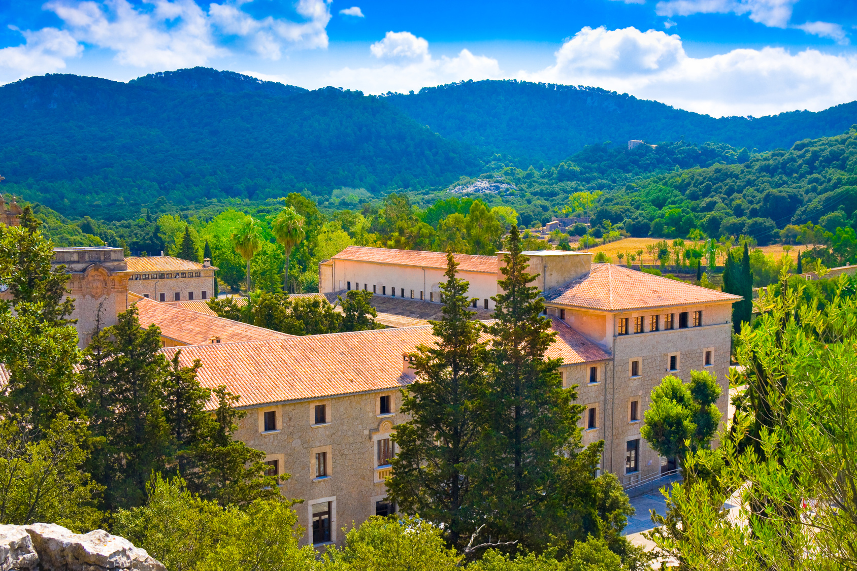 Urlaub mal anders: Übernachten im Kloster