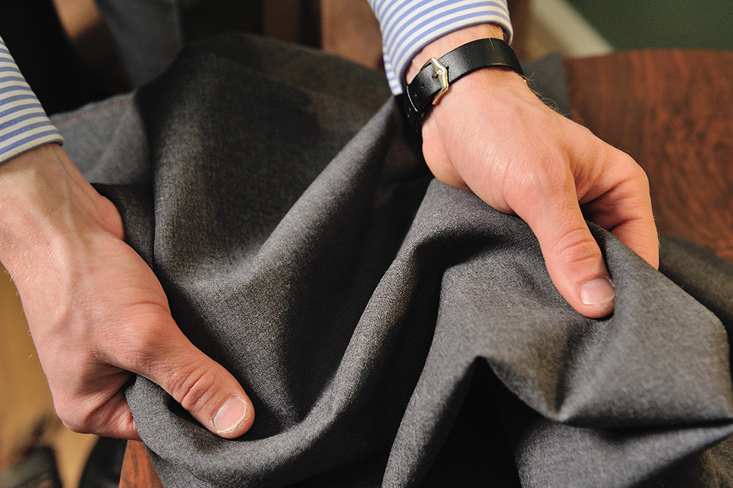 The Cloth-Selection