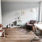 Sonnige Wohnung mit Grünblick in Schlossnähe