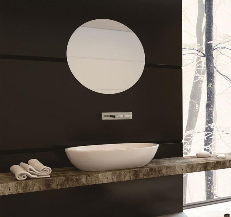 spiegel infrarotheizung. Black Bedroom Furniture Sets. Home Design Ideas