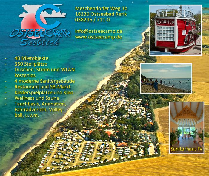 Ostseecamp Seeblick Luftbild