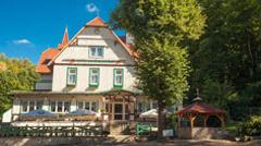 Hotel am Schlosspark in Wernigerode
