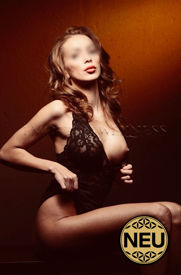 Erotische Massage Valentina aus Italien
