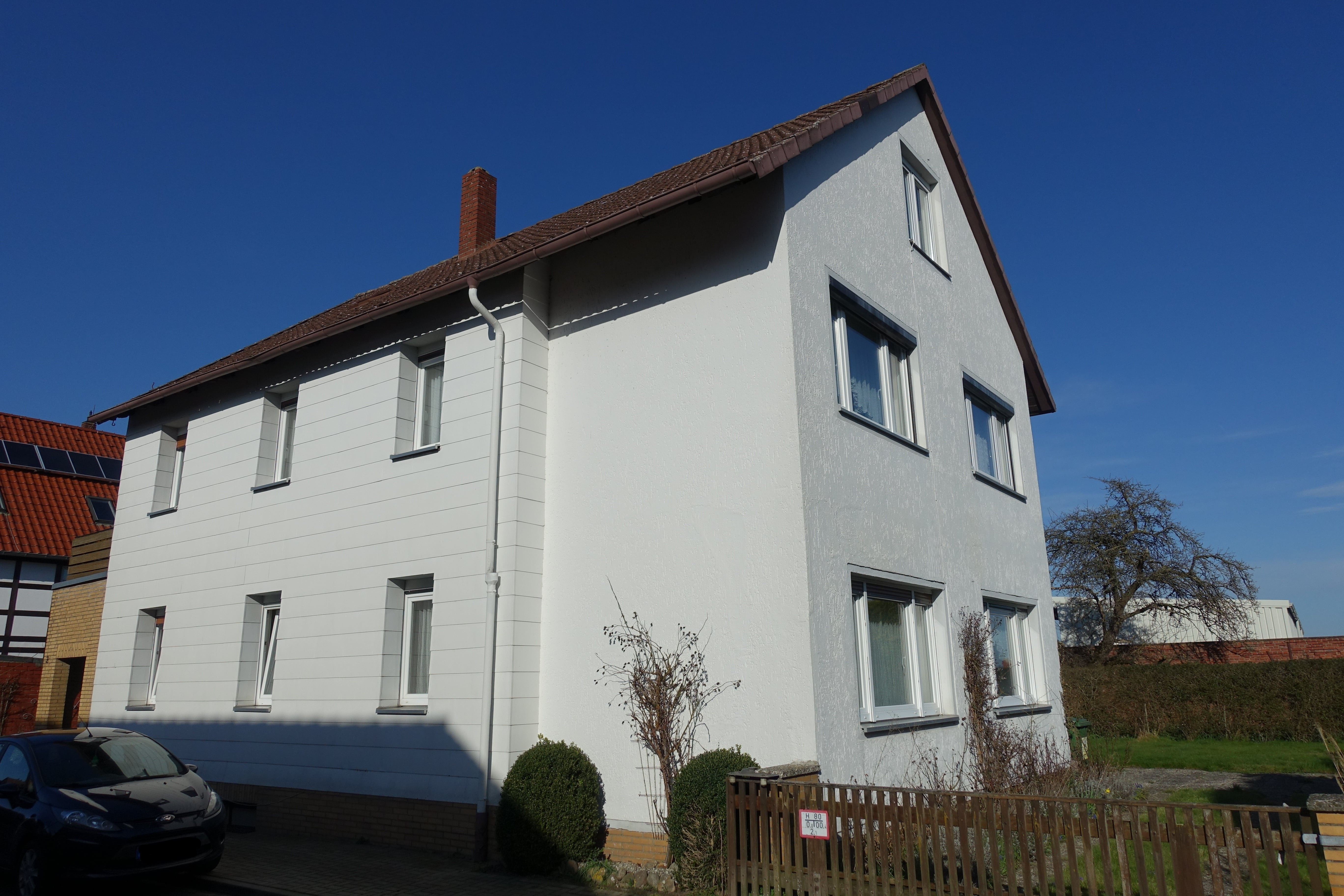 Grosses Ein oder Zweifamilienhaus in ruhiger Lage, Peine - Schmedenstedt ---189.000,- Euro---reserviert